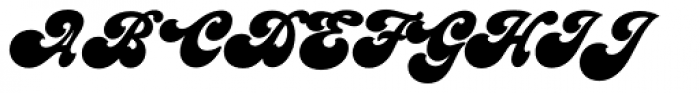 Charade Font UPPERCASE