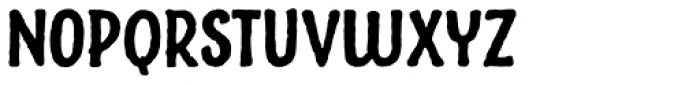 Charcuterie Sans Bold Font LOWERCASE