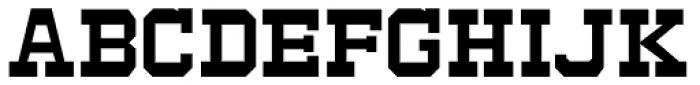 Charlies Bar BQ JNL Font LOWERCASE