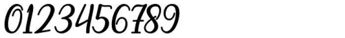 Charline Regular Font OTHER CHARS