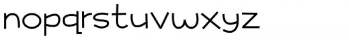 Charly Regular Font LOWERCASE