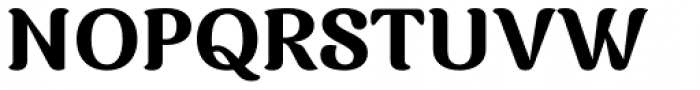 Charm Black Font UPPERCASE