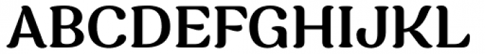 Charm Bold Font UPPERCASE