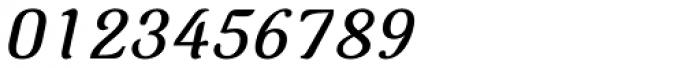 Charm Italic Font OTHER CHARS