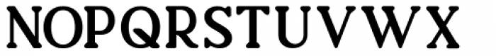 Charmini Bold Alt Font UPPERCASE