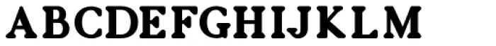 Charmini Bold Alt Font LOWERCASE