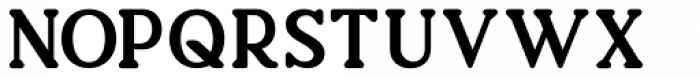 Charmini Extra Bold Alt Font UPPERCASE