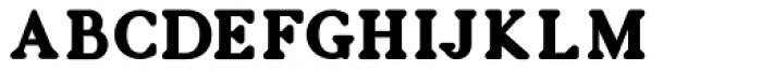 Charmini Extra Bold Alt Font LOWERCASE