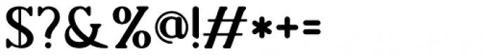 Charmini Regular Font OTHER CHARS