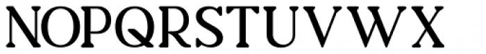 Charmini Regular Font UPPERCASE
