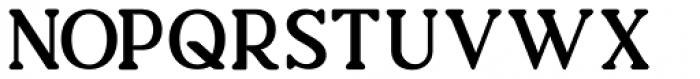 Charmini Semi Bold Font UPPERCASE