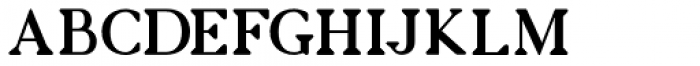 Charmini Semi Light Alt Font LOWERCASE