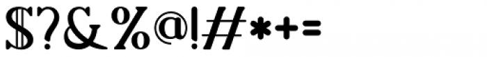 Charmini Semi Light Font OTHER CHARS