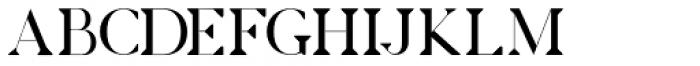 Charmini Thin Alt Font LOWERCASE