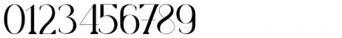 Charmini Thin Font OTHER CHARS