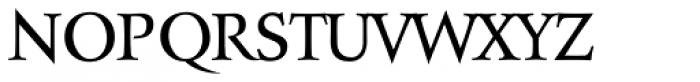 Charpentier Renaissance IF Font UPPERCASE