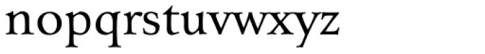 Charpentier Renaissance IF Font LOWERCASE