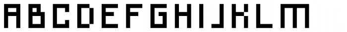 Charriot Deluxe Font UPPERCASE