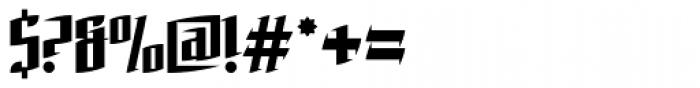 Charta Roman Font OTHER CHARS