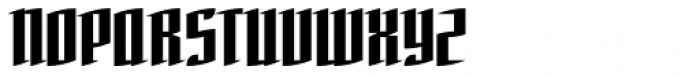 Charta Roman Font UPPERCASE
