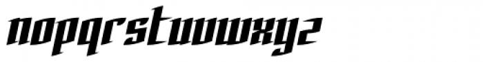 Charta Font LOWERCASE