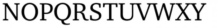 Charter BT Pro Roman Font UPPERCASE