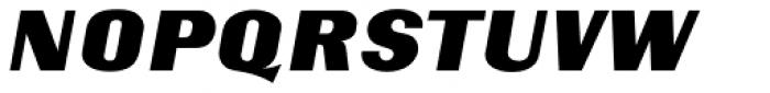 Charter Oak URW D Font UPPERCASE