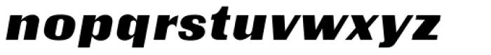 Charter Oak URW D Font LOWERCASE