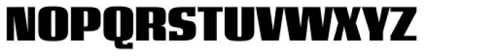 Charterhouse Black Font UPPERCASE