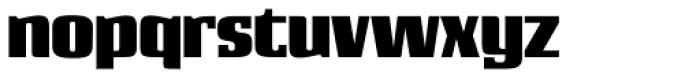 Charterhouse Black Font LOWERCASE