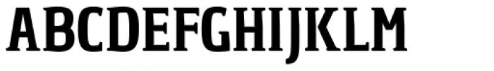 Chau Marbella Bold Font UPPERCASE