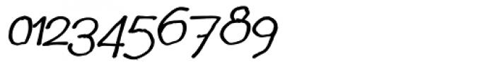 Chavenir Bold Italic Font OTHER CHARS