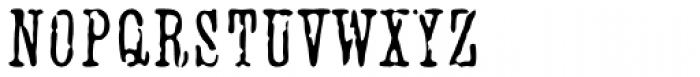 Cheapside Font UPPERCASE