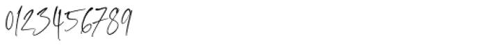Checkmark Regular Font OTHER CHARS