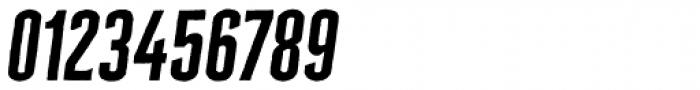 Cheddar Gothic Serif Italic Font OTHER CHARS