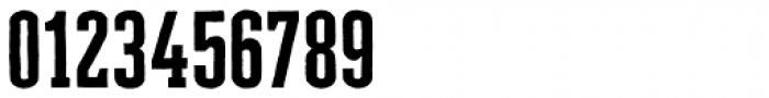 Cheddar Gothic Slab Font OTHER CHARS