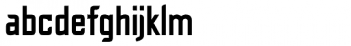 Cheek PT Bold Font LOWERCASE