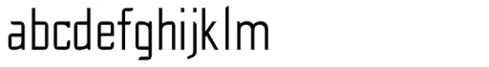 Cheek PT Light Font LOWERCASE
