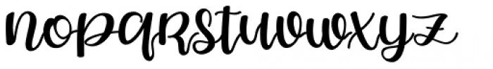 Chellion Regular Font UPPERCASE