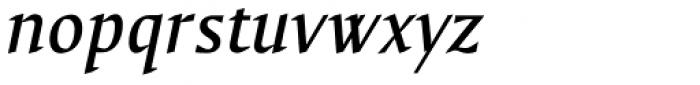 Chelsea Samuels Italic Font LOWERCASE