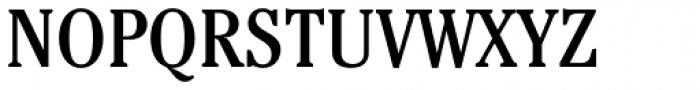 Cheltenham Cond Book Font UPPERCASE