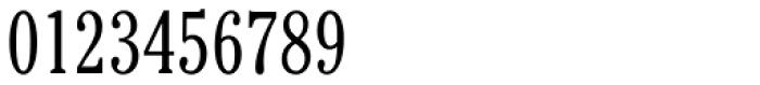 Cheltenham Cond Light Font OTHER CHARS