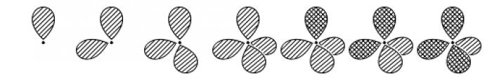 Chemsymbols LT Two Font LOWERCASE