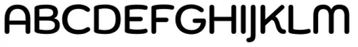Chennai Medium Font UPPERCASE