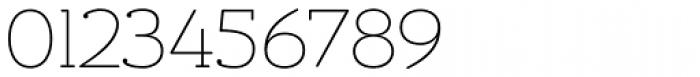 Chennai Slab Thin Font OTHER CHARS