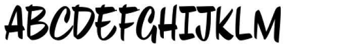Chepina Script Bold Font UPPERCASE