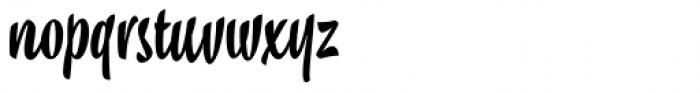 Chepina Script Bold Font LOWERCASE