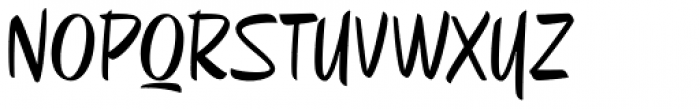 Chepina Script Regular Font UPPERCASE