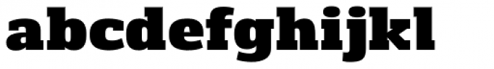 Chercher Black Font LOWERCASE