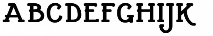 Cherritt Black Small Capitals Font UPPERCASE